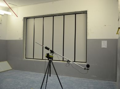Acoustic Laboratory Sound Insulation Testing Bs En Iso 140