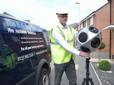 UKAS accredited nationwide site testing